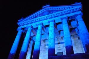 Cinecitta Rome set