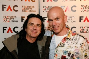 Mark Kelly Featured Artists Coalition