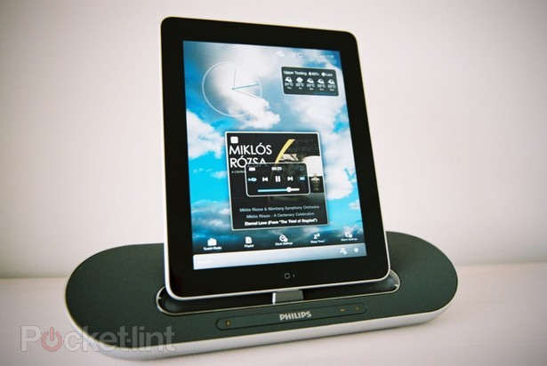 Philips DS7700 iPad dock