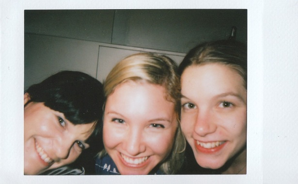 Polaroid from the LomoHub