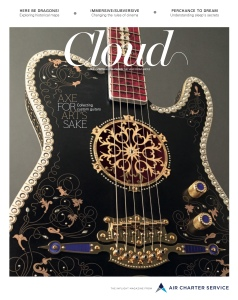 Cloud issue 18 cover